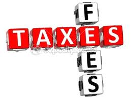 Large Group Bulletin: Taxes and Fees